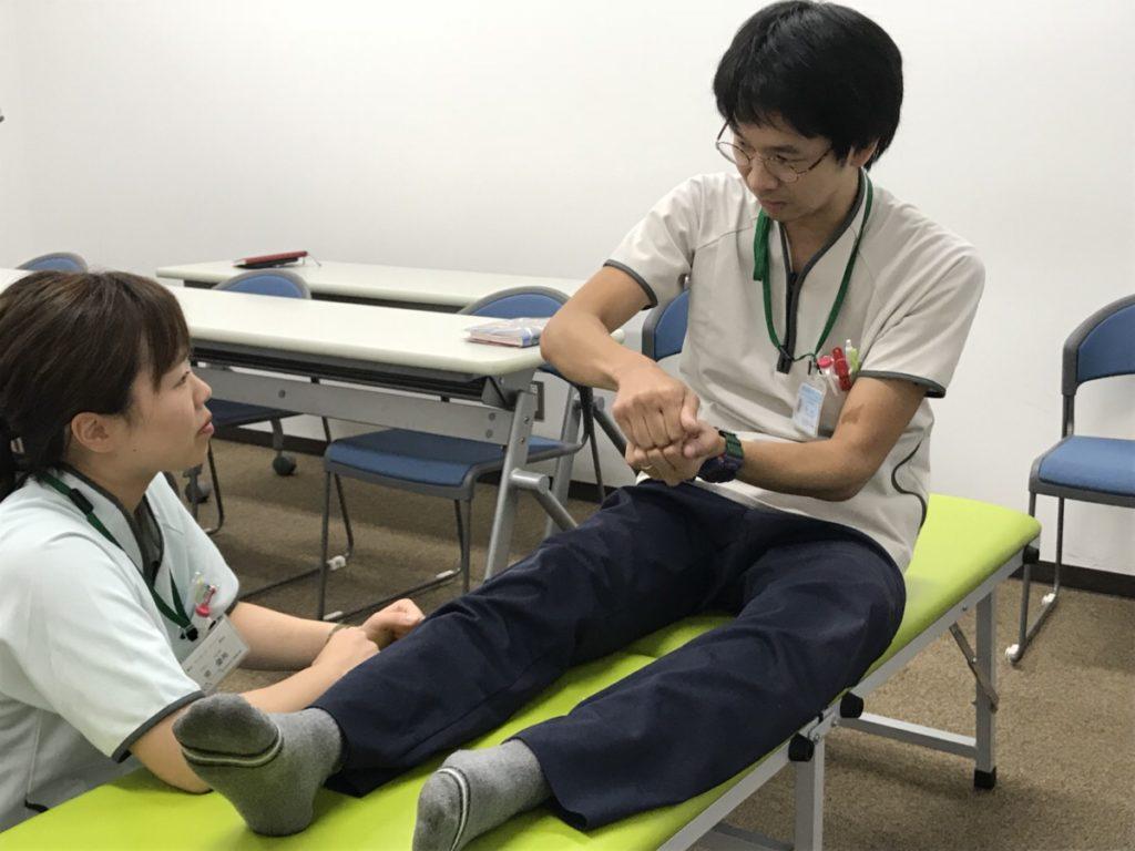 2018年7月 1回目勉強会 『膝』